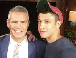 bryan lourd andy cohen. Fine Andy Andy And Clifton With Bryan Lourd Cohen I