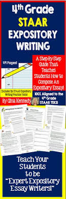 expository writing students underline or highlight using the staar expository essay interactive writing notebook and practice tests