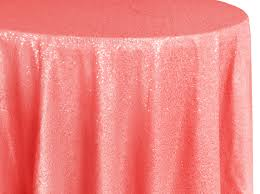 120 round sequin tablecloths 18 colors