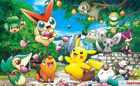 1️⃣ Tổng hợp 40+ hình nền Pokemon Pikachu đẹp nhất ™ WikiLaptop.com