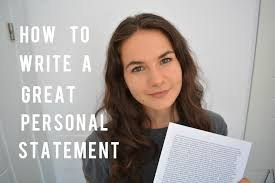 best personal statement images on Pinterest   Personal