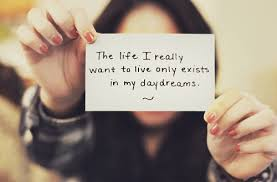 Day Dream Quotes
