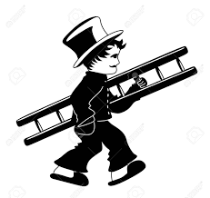 Chimney Sweeper Stock Illustration