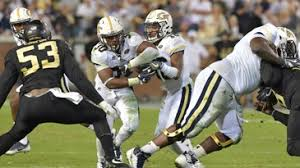 Georgia Tech Football Roster Depth Chart An Attempt At A Depth Chart For Georgia Techs Offense