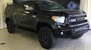 2015 Toyota Tundra Platinum Build | Cochrane Toyota - YouTube
