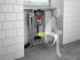 Toilettenlüftung