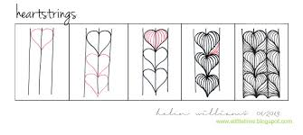 Zentangle Patterns Step By Step Cool PATTERNS