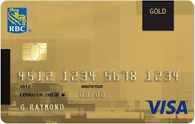 rbc visa gold