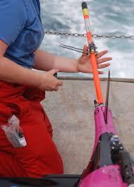 Marine Science Technician Marine Science Technician Karen Wilson Prepares Seaglider