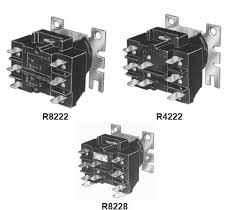 honeywell ru relays wiring diagrams honeywell discover your honeywell model r4222 r8222 r8228 general purpose and heavy duty honeywell relay wiring diagram