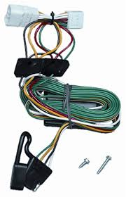 amazon com vehicle to trailer wiring harness connector for 97 01 vehicle to trailer wiring harness connector for 97 01 jeep cherokee plug play