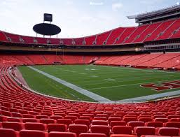 Arrowhead Stadium Section 131 Seat Views Seatgeek