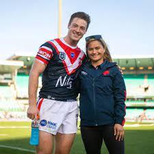 NRL | Roosters' Nita Maynard on NRLW, Trent Robinson & Mad Monday -  AthletesVoice