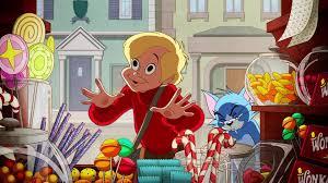 Tom und Jerry: Willy Wonka & die Schokoladenfabrik (2017) Deutsch HD Stream  online anschauen