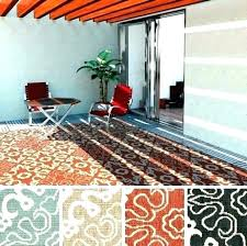 indoor outdoor carpet new plastic rugs mats rug clearance runner c alfresco diamonds square by