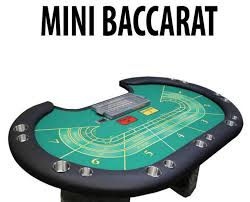 Immerse yourself in the incomparable action of the world's most famous table games at gaming club™. Mini Baccarat Online Casino Table Game By Play N Go