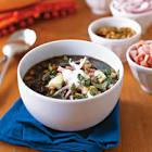 black bean and pistou soup kafka