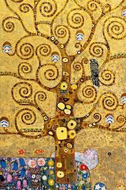 gustav klimt tree of life art nouveau vienna 1905 arts klimt vienna and artist