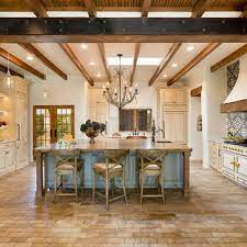 75 Beautiful French Country Kitchen With Gray Countertops Pictures Ideas April 2021 Houzz
