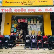 Shop Thế Giới Mẹ Và Bé - Home