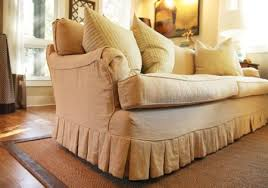 slipcover couch