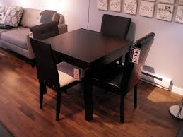 small square kitchen table:  lofty design ideas small square kitchen table small rectangular kitchen tables couchable