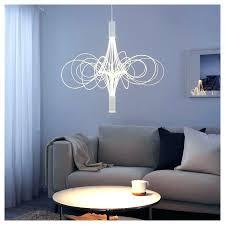 chandeliers ikea stockholm chandelier lights led installation