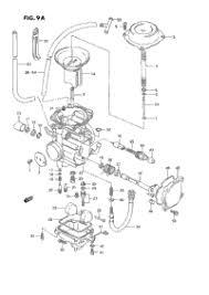 1987 suzuki quadrunner lt 4wd oem parts babbitts suzuki partshouse carburetor model l m n p r s