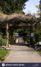 Bear Creek Landscapes Design Entrance To The Bear Creek Park Gardens Surrey British