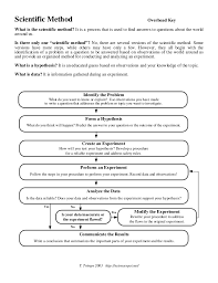 Science And The Scientific Method Worksheet. Science ...