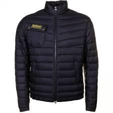 Buy Barbour International Mens Black Chain Baffle Quilted Jacket & ... Barbour International Mens Black Chain Baffle Quilted Jacket ... Adamdwight.com