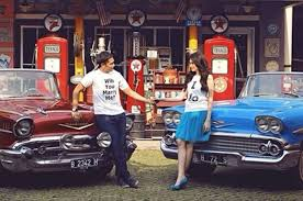 Pre wedding of Donita Adi Nugroho by Hauwke s Auto Gallery.