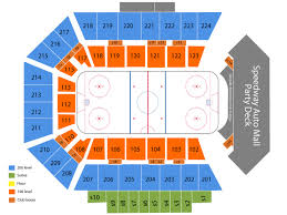 Rockford Icehogs Tickets At Bmo Harris Bank Center On April 3 2020 At 7 00 Pm