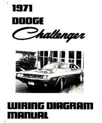 1971 mopar parts literature multimedia literature wiring 1971 dodge challenger wiring diagram manual