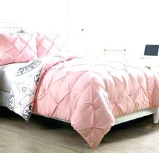 brown twin comforter twin pink bedding sets blush pink bedding sets white duvet twin photo 4