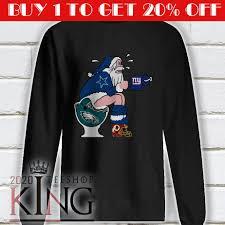 Philadelphia Eagles Sweater With Lights Fast Shipping Santa Dallas Cowboys Sitting Toilet