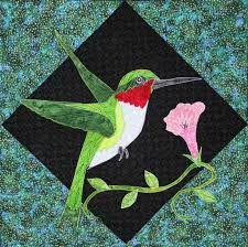 Free Hummingbird Quilt Patterns - Bing images | Quilts | Pinterest ... & Free Hummingbird Quilt Patterns - Bing images Adamdwight.com