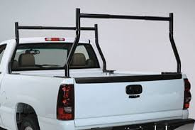 Universal Truck Rack - No Drilling Required - 500 Lb Capacity - WMA
