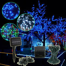 200l Sp Series 200 Led Solar String Lights