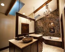 Modern bathroom mirrors Luxurious Bathroom Lushome Latest Trends In Decorating With Bathroom Mirrors