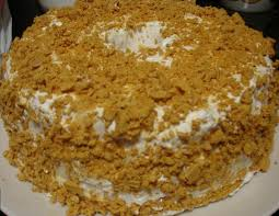 Ernest weil, the original baker of this delicious cake, developed the recipe. Daydreamel Blum S Coffee Crunch Cake