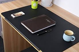 laptop office desk. Unique Laptop LOHOME Desk Pads Artificial Leather Laptop Mat With Fixation Lip Perfect  Mate For Office And