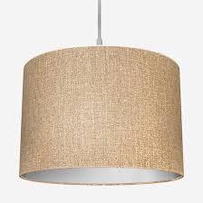 prestigious textiles aquilo copper lamp shade