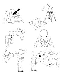 スタイリッシュな手書き風イラストカット描きます 伝わる企画書プレゼンに変身させます