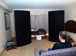 speakers for tv. these speakers are way too big for this room! tv .