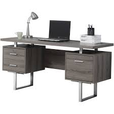 office dest. New Transitional Office Design 5667 Furniture \u0026amp; Organization Grey Oak Puter Desks Decor Dest R