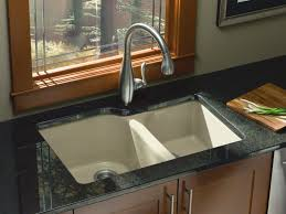Fabulous Overmount Sink Kitchen Ruvati Rvh8000 Drop In Overmount Deep Bowl Kitchen Sink