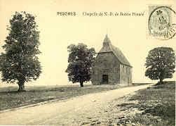 """Résultat de recherche d'images pour """"pesche Chapelle Notre Dame de bonne pensée"""""""