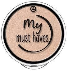 Essence <b>Тени для век My</b> must haves eyeshadow — купить по ...