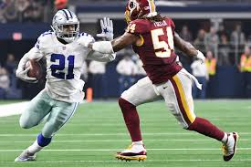 Dallas Cowboys At T Stadium Seating Chart Dallas Cowboys Rb Ezekiel Elliott Wont Face Charges From